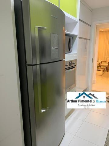 Planto GreenVille Nascente 2/4 com Home finamente decorado - Foto 19