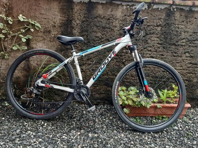 Bike Grove zouk
