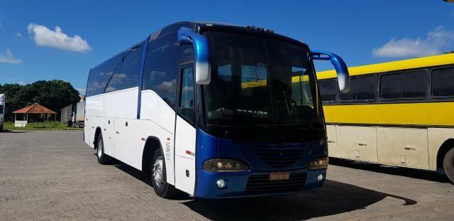 Micro Onibus IrizarCentury M-benz - Foto 9