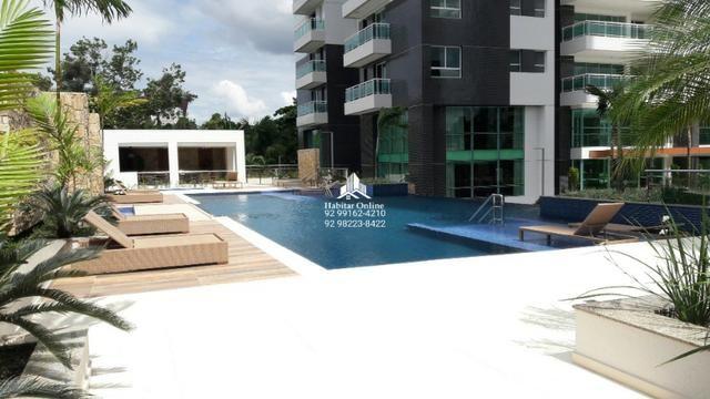 Atmosphere Adrianópolis 4 suítes fino acabamento pronto para morar - Foto 9