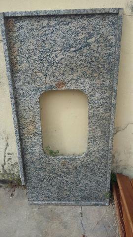 Pia de granito 1,20m