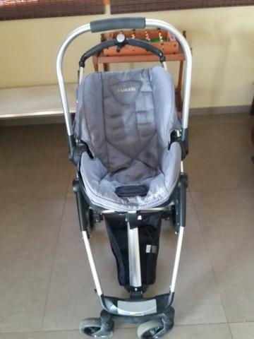 Carrinho de bebê 03 em 01