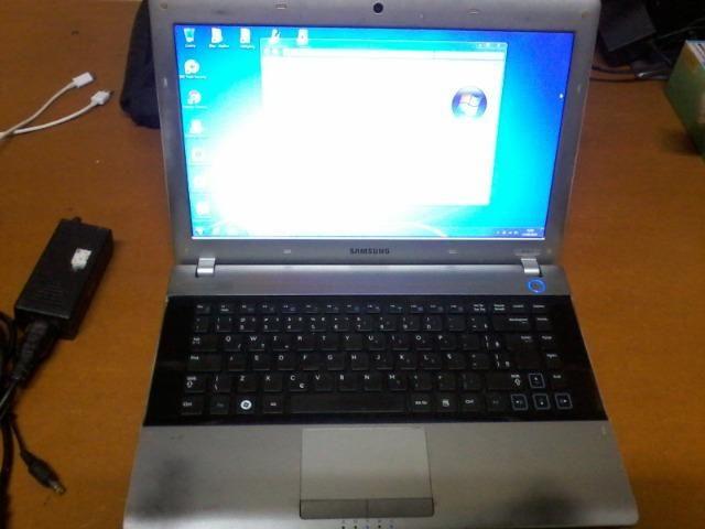 Vendo ou troco notebook Sansung I3