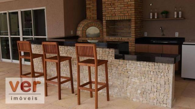 Apartamento com 2 dormitórios à venda, 52 m² por R$ 279.000,00 - Presidente Kennedy - Fort - Foto 7