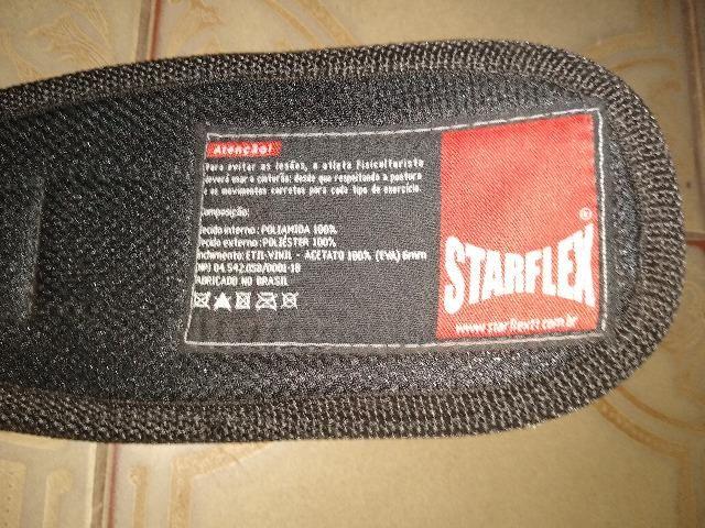 Cinturão Starflex p/Lombar Tam. G