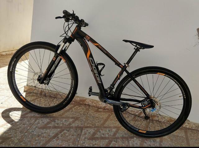 Vendo bike Oggi 7.2 - R$: 3.500 - Foto 3