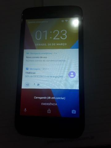 Celular Motorola Moto C 16gb novinho