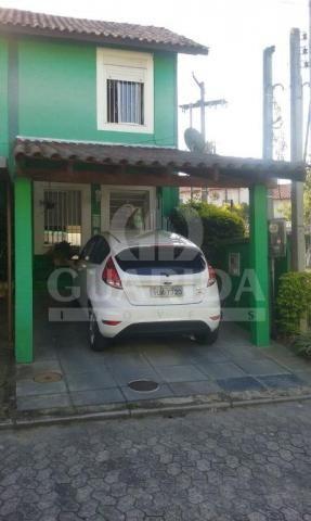 Casa de condomínio à venda com 2 dormitórios em Cavalhada, Porto alegre cod:151186