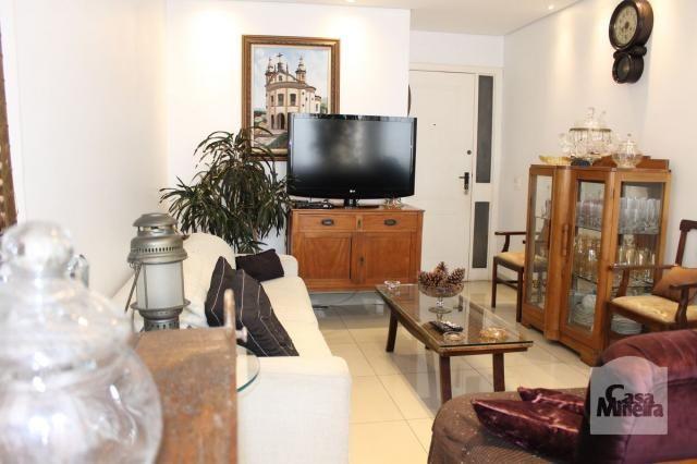 Apartamento à venda com 3 dormitórios em Grajaú, Belo horizonte cod:257543 - Foto 4