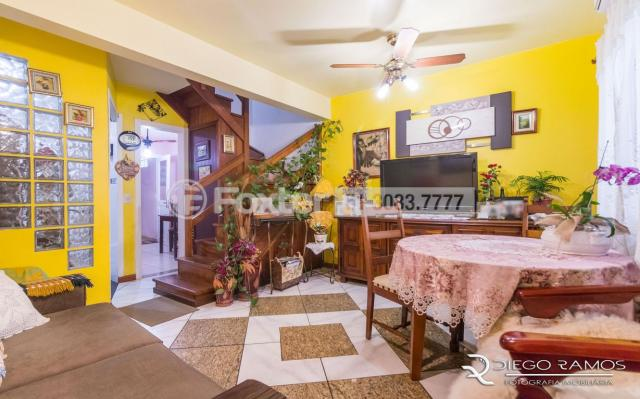 Casa à venda com 3 dormitórios em Humaitá, Porto alegre cod:192389