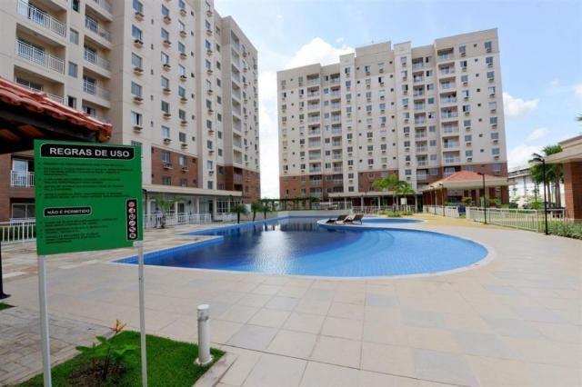 Apartamento no Ecopark - 77 m² - 3/4 sendo 1 suíte - Oportunidade! - Foto 2