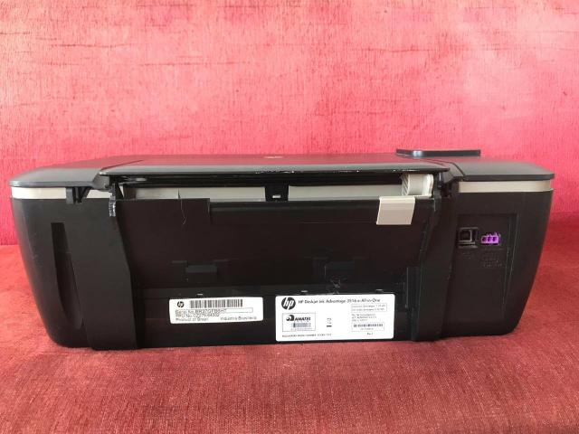 Impressora colorida Hp Ink advantage 3516 - Foto 5