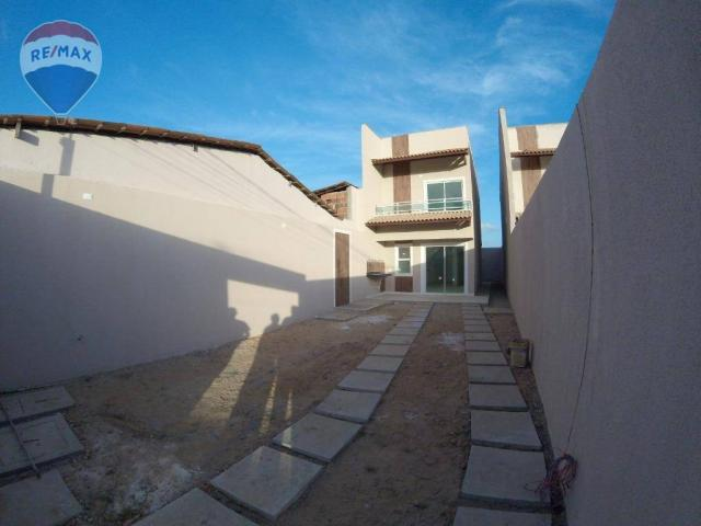 Casa duplex à venda na pajuçara em maracanau - Foto 9
