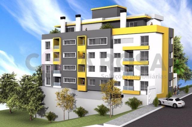 Apartamento à venda com 2 dormitórios em São gotardo, Flores da cunha cod:1622 - Foto 3