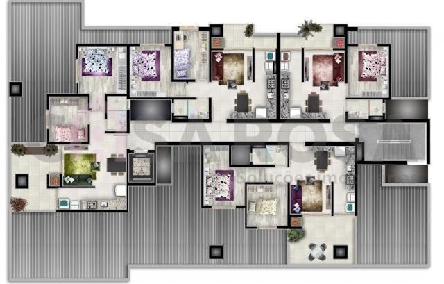 Apartamento à venda com 2 dormitórios em São josé, Flores da cunha cod:143 - Foto 14