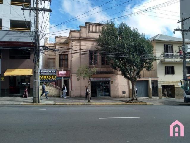Casa à venda com 2 dormitórios em Centro, Caxias do sul cod:1293