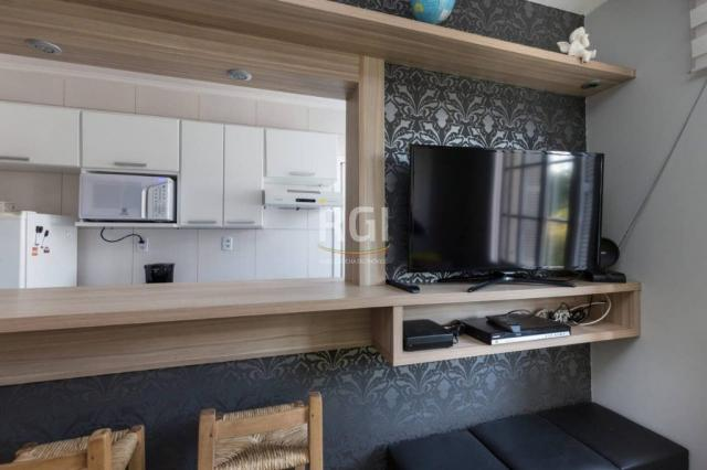 Apartamento à venda com 1 dormitórios em São joão, Porto alegre cod:HT207 - Foto 7