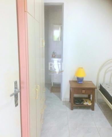 Casa à venda com 2 dormitórios em Atlântida sul (distrito), Osório cod:LI261150 - Foto 14