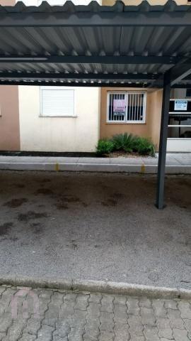 Apartamento à venda com 2 dormitórios em São josé, Flores da cunha cod:1952