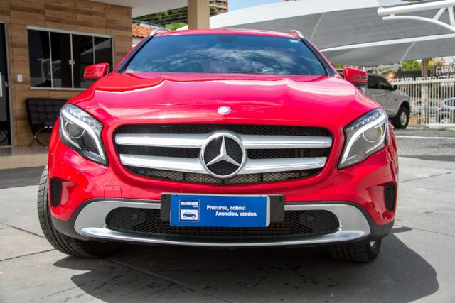 Mercedes GLA200 Advance 2015