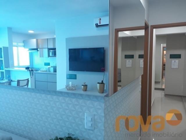 Apartamento à venda com 2 dormitórios em Setor bueno, Goiânia cod:NOV88059 - Foto 5