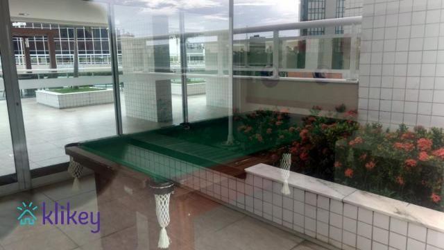 Apartamento à venda com 3 dormitórios em Centro, Fortaleza cod:7461 - Foto 2