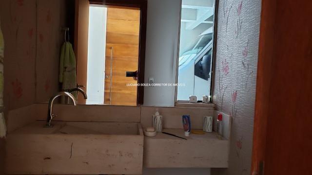 Casa de condomínio à venda com 3 dormitórios em Residencial damha ii, Campo grande cod:210 - Foto 4