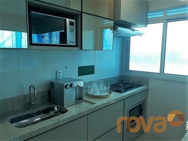 Apartamento à venda com 2 dormitórios em Setor bueno, Goiânia cod:NOV88059 - Foto 8