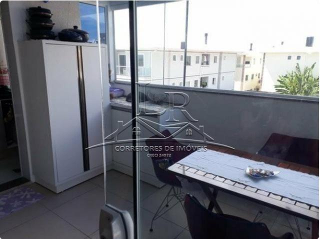 Apartamento à venda com 3 dormitórios em Ingleses do rio vermelho, Florianópolis cod:1353 - Foto 10