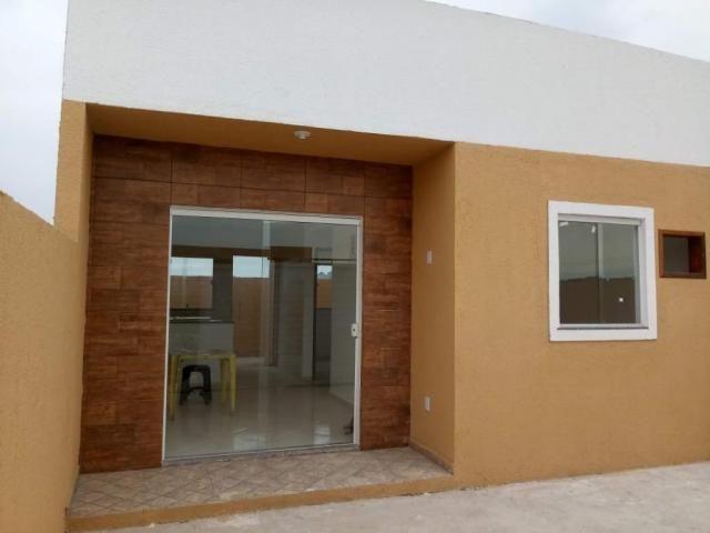Casa com 2 dormitórios à venda, 53 m² - parque são vicente - belford roxo/rj - Foto 3