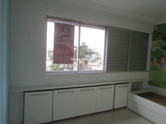 Apartamento à venda com 3 dormitórios em Cabral, Curitiba cod:604 - Foto 10