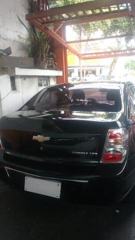 01- cobalt 1.8 automático pronto pra ir pra sua garagem melhor negociação na troca - Foto 2