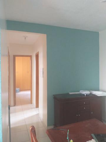 Apto 3 quartos sacada e elevador andar alto próx. shopping pantanal - Foto 5