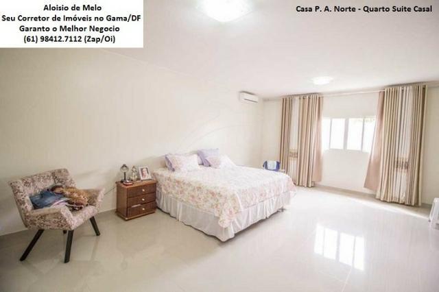 Aloisio Melo Vde: 350m², Terrea, 4 Qtos (1 Suite c/closet), Toda com armários, Porcelanato - Foto 18