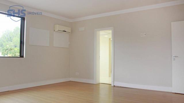 Apartamento com 3 dormitórios para alugar, 350 m² por r$ 4.700/mês - ponta aguda - blumena - Foto 8