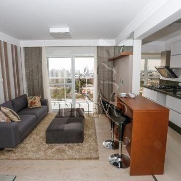 Apartamento à venda com 3 dormitórios em Novo mundo, Curitiba cod:1093 - Foto 9
