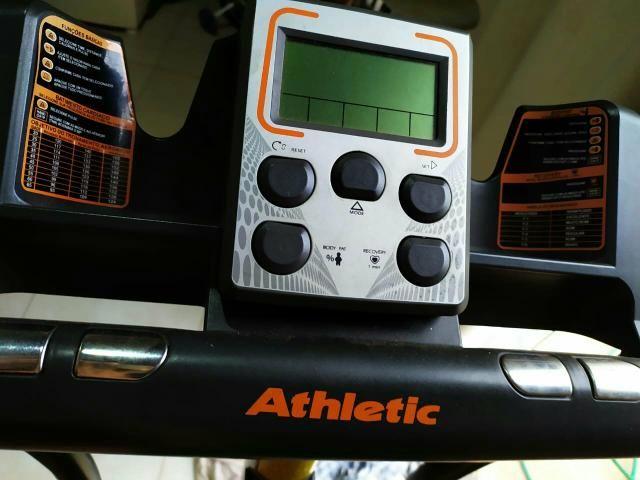 Aparelho eliptico athletic advanced 330e - Foto 3