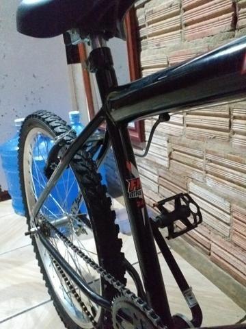 Vendo bicicleta nova aro 24 - Foto 6