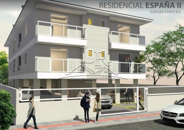 Apartamento à venda com 2 dormitórios em Canasvieiras, Florianópolis cod:1723 - Foto 2