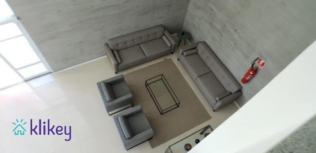 Apartamento à venda com 3 dormitórios em Cidade dos funcionários, Fortaleza cod:7467 - Foto 8