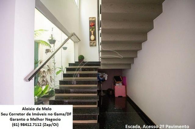Aloisio Melo Vde: Q. 01 S/Leste! Sobrado, 2 Casas c/3 Quartos, Aceita Financ./FGTS - Foto 9