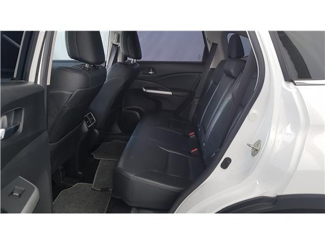 Honda Crv 2.0 exl 4x4 16v flex 4p automático - Foto 11