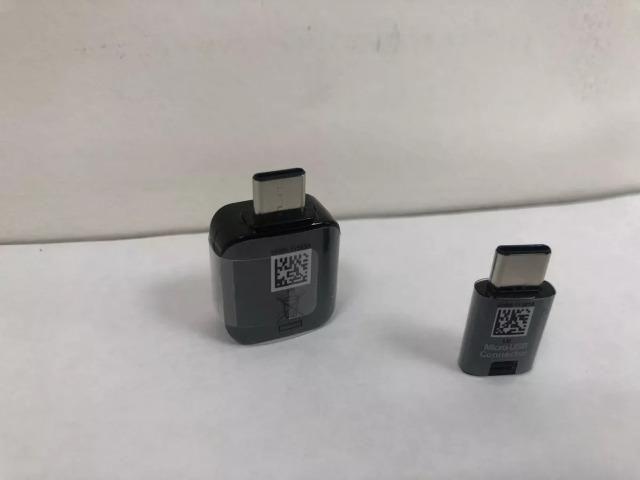 Kit Adaptador Tipo-c Otg Samsung S8/s8 Plus/s9/s9+ Original - Foto 3