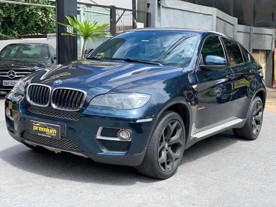 BMW X6 2012/2013 3.0 35I 4X4 COUPÉ 6 CILINDROS 24V GASOLINA 4P AUTOMÁTICO - Foto 9