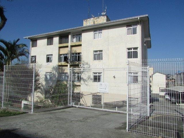 Apartamento à venda com 2 dormitórios em Cidade industrial, Curitiba cod:602