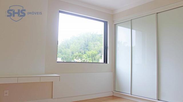 Apartamento com 3 dormitórios para alugar, 350 m² por r$ 4.700/mês - ponta aguda - blumena - Foto 11