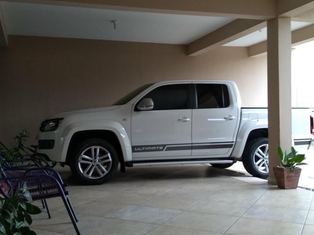 Amarok diesel 4x4 2016 highline ULTIMATE ( km baixíssimo)
