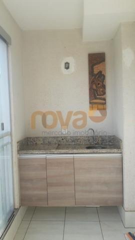 Apartamento à venda com 2 dormitórios em Jardim atlântico, Goiânia cod:NOV235435 - Foto 4
