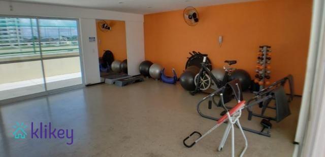Apartamento à venda com 3 dormitórios em Cidade dos funcionários, Fortaleza cod:7467 - Foto 10