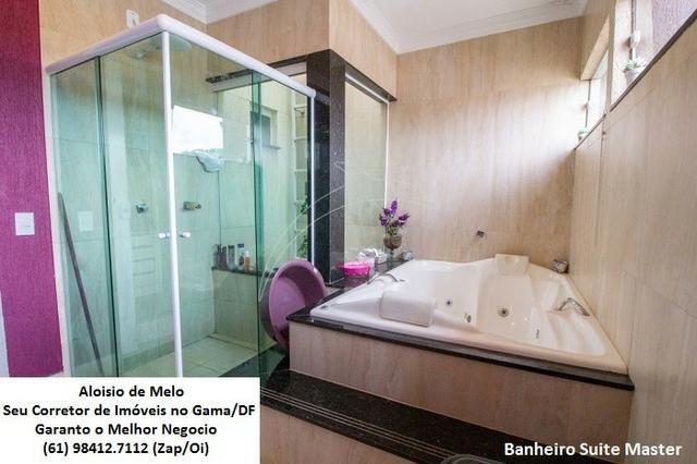 Aloisio Melo Vde: Q. 01 S/Leste! Sobrado, 2 Casas c/3 Quartos, Aceita Financ./FGTS - Foto 19
